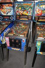 EARTHSHAKER pinball machine - Williams - 1989 - Don't get shaken up!!