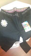 NEW Desigual Womens Jeans Black Size 28/4 Model Aurora  List Price - $89.00