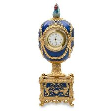 Kelch Chantecler Russian Faberge Egg Replica. Jewelry Box Made in Russia