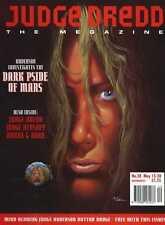 Judge Dredd:The Megazine Vol.2 #28 May15-28 1993 + Judge Anderson Badge -com-437