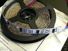 5m WS2801 RGB LED Stripe Adalight Boblight Ambi Ambient TV Raspberry Pi Arduino
