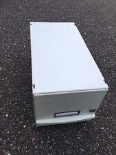 "5.25"" Floppy Disc Metal Storage Box - Retro Game Amiga Atari"