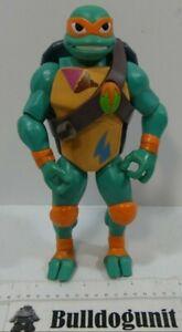 2018 Michelangelo Giant Big Rise of the Teenage Mutant Ninja Turtles Figure Toy