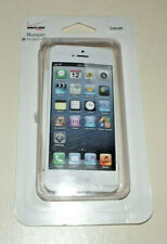 Verizon Bumper Clear Cover and Display Protectors for iPhone 5c