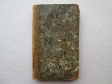 LETTERS ON FEMALE CHARACTER by Mrs. Virginia Cary 1831 HC Addressed to a Young..