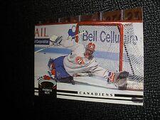1992-93  Topps Stadium Club  #133 Patrick Roy Montreal Canadians NrMt