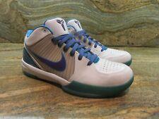 2009 Nike Zoom Kobe Bryant IV 4 SZ 9.5 Draft Day Charlotte Hornets 344335-151