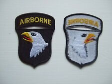 WW2 US Airborne 101st Jacket Sleeve Badge