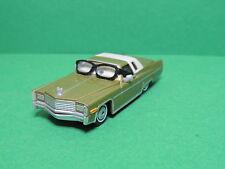 Mel Dorado : Voiture à lunette Cars 2 Disney Pixar Mattel métal diecast