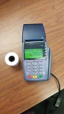 VeriFone Vx510 Omni 5100 Credit Card Terminal, With Power Cords.