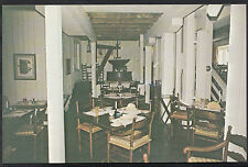America Postcard - Waterwheel Restaurant, Gristmill Square, Warm Springs  A5849