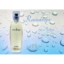 Raindrops by Ajmal Amber Floral Fruity Woody Animalic for women