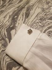 Louis Vuitton Damier silver vintage cufflinks