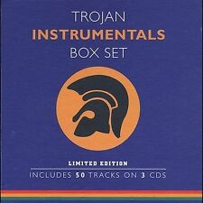 Trojan Box Set: Instrumentals, Various Artists, New Original recording remastere