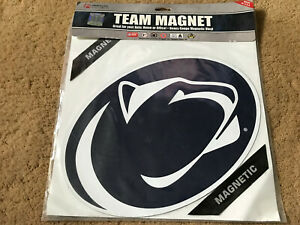 Penn State Nittany Lions Car Magnet NCAA Decal Emblem Truck Auto 12 Inch