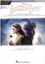 Querflöte Noten : Beauty and the Beast - mit Audio-Download Code