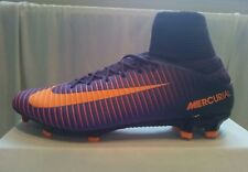 Nike Mercurial Veloce III DF FG Football Boots Size UK 7 (EUR 41) Sock New Studs
