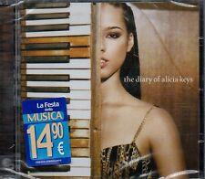 THE DIARY OF ALICIA KEYS - CD (NUOVO SIGILLATO)