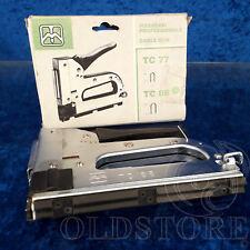 ►MAUSER TC 88◄FISSACAVI TELEFONICI PROFESSIONALE PUNTI 88/12 88/14 CABLE GUN NEW