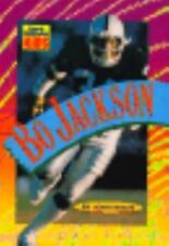 Bo Jackson (Sports Illustrated for Kids)-ExLibrary