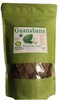 Hojas de Guanabana Organic 2 oz Hierbas bolsa Grande de Peru guanabana leaf