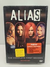 Alias - The Complete First Season (DVD, 2003, 6-Disc Set) Brand New, Sealed