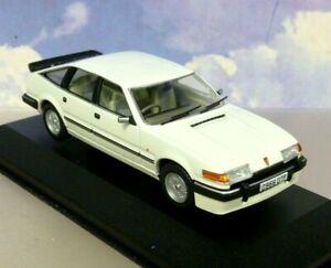 Vanguards 1/43 Miniature 1986 Rover SD1 SD 1 3500 Vitesse Tp Blanc Diamant