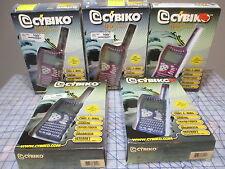 Cybiko Wireless Entertainment System PURPLE & BLUE PDA LOT of 3 NEW Free Ship