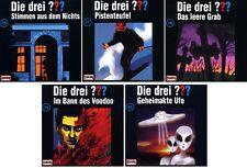 5 CDs * DIE DREI ??? (FRAGEZEICHEN) - FOLGE / CD 76-80 IM SET # NEU OVP =