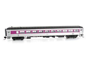 Rapido-Trains 517025 - Personenwagen 8600 Series MBTA No. 2524 - Spur N - NEU