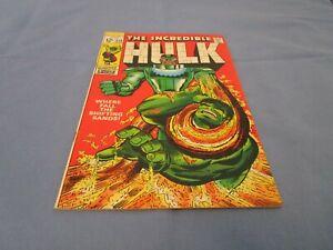 "Marvel - ""The Incredible Hulk"" - Number 113"