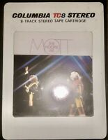 NEW SEALED MOTT THE HOOPLE LIVE 8-TRACK TAPE UNOPENED PCA 33282 LOOK! RARE!