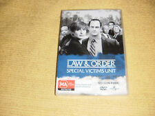 LAW & ORDER SVU 4 Complete Fourth Season Four = 6 DVD NEW & SEALED TV Series R4