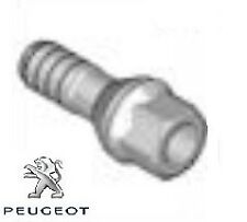 Genuine Peugeot 308 2013-2018 Steel Wheel Nut - 98 188 450 80