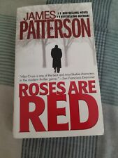 James Patterson Rose Are Red Alex Cross series Paperback