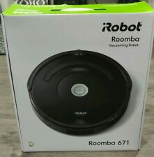 BRAND NEW iRobot Roomba 671 WIFI Ai Vaccuming Robot Smart Home