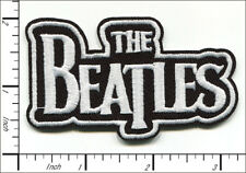 20 Pcs Embroidered Iron on patches The Beatles Music Band AP056cD