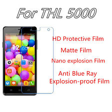 3pcs For THL 5000 HD Protective,Matte Anti Scratch Screen Protector