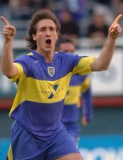 Boca Juniors (Argentina) Home Centenary Football Shirt
