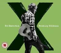 Ed Sheeran - X (Wembley Edition) NEW CD+DVD