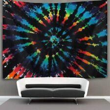 Bohemia Colorful Mandala Tapestry Wall Hanging Blanket Room Wall Tapestry Decor