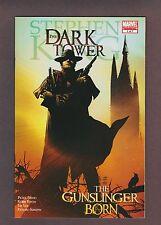 Dark Tower: Gunslinger Born #1 of 7 (2007) Steven King, Marvel Comic,Jae Lee,NM-