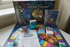 TRIVIAL PURSUIT - it's popular culture! interactive trivia board game