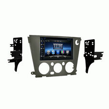 Radio GPS BT Touchscreen Navigation Mp3 DVD Unit For Subaru Legacy 2005-2009
