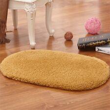 Microfiber Absorbent Non-slip Shaggy Floor Carpet Bath Mat Bathroom Rug Door Mat