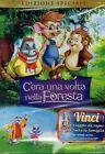 C'ERA UNA VOLTA NELLA FORESTA - ED. SPECIALE - DVD - (NUOVO SIGILLATO) SLIPCASE