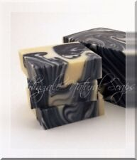 Black Forrest Natural Soap Large Bar Mysterious Deep Musk Men Shea olive