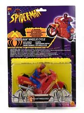 Spider-Man The New Animated Series - Spider-Man Wheelie Cycle