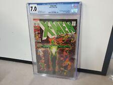 X-Men #55, FN/VF 7.0 CGC, Alex Summers Gets His Powers; Angel Origin