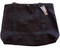 Handtasche H&M NEU m.E 50x40x12 schwarz Schulter Träger Shopper Tasche Damen